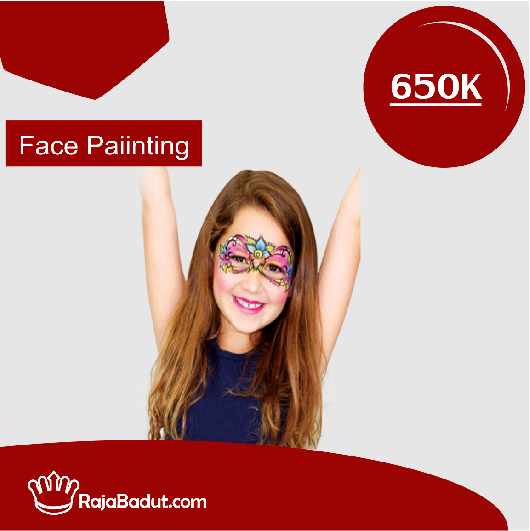 jasa face painting