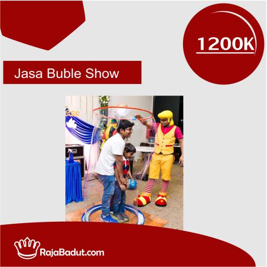 jasa buble show